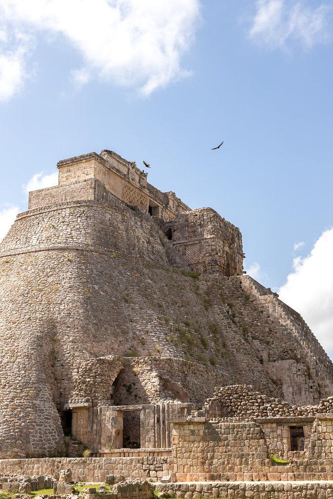 Uxmal, Mexiko