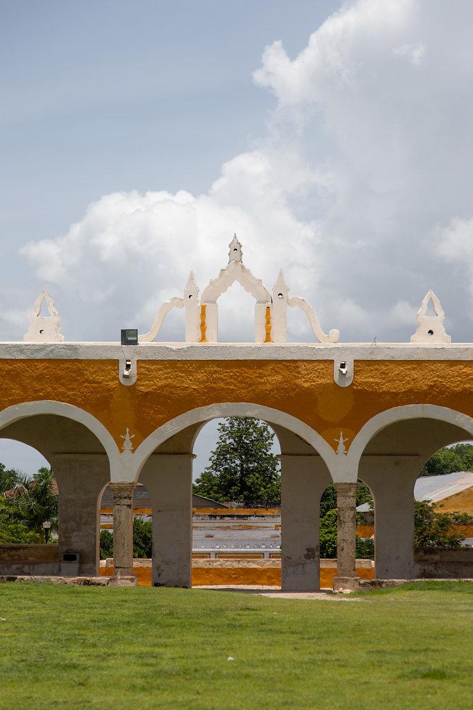 Izamal, Mexiko