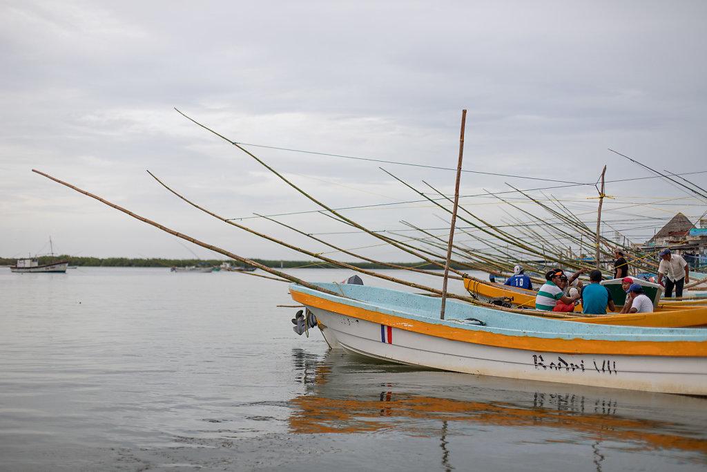 Río Lagartos, Mexiko