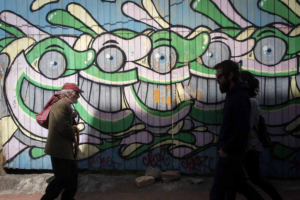 Graffiti Walking Tour II