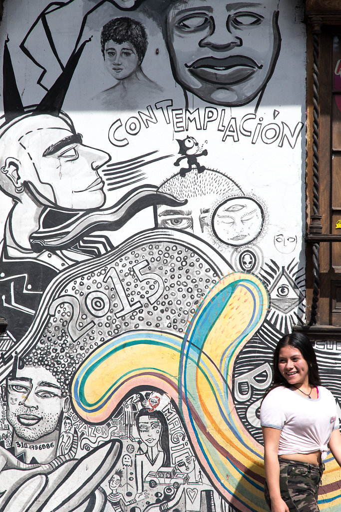 Graffiti Walking Tour IV