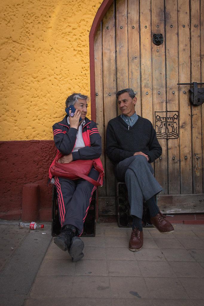 Dos Hombres de Bogotá