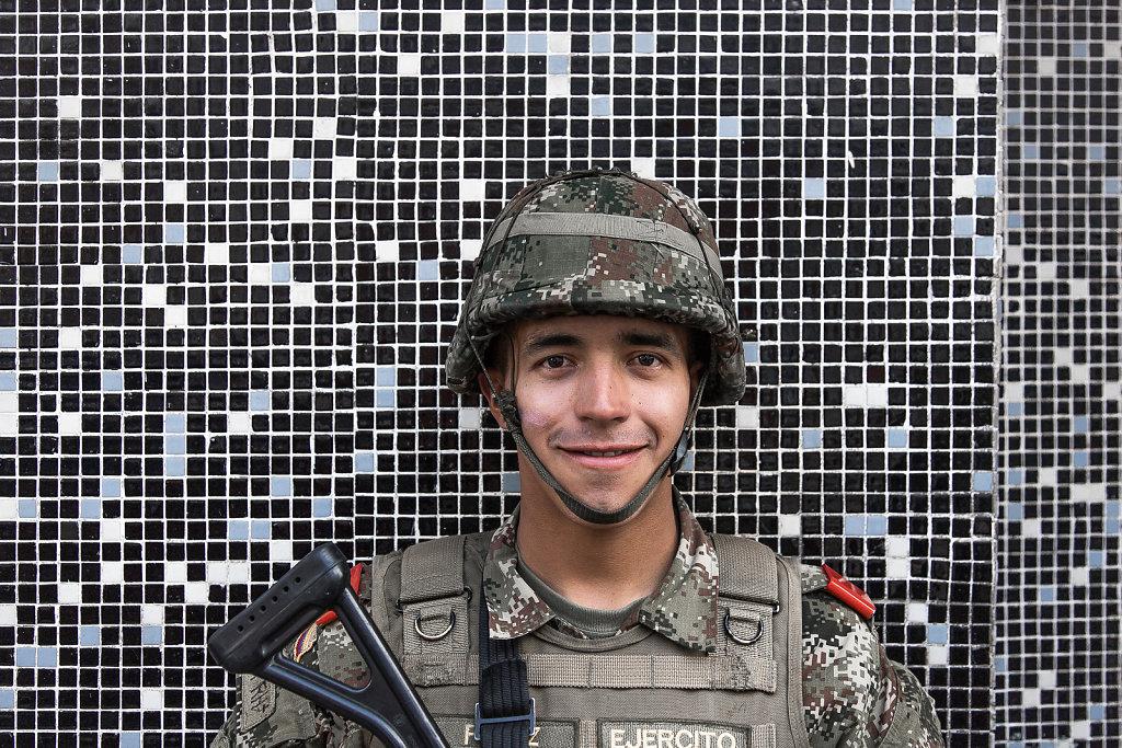 El Soldado de Bogotá