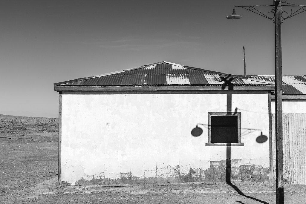 Humberstone, Chile