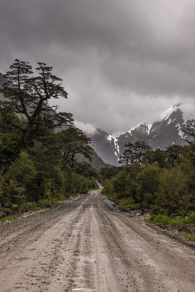 In der Nähe von Coyhaique, Chile