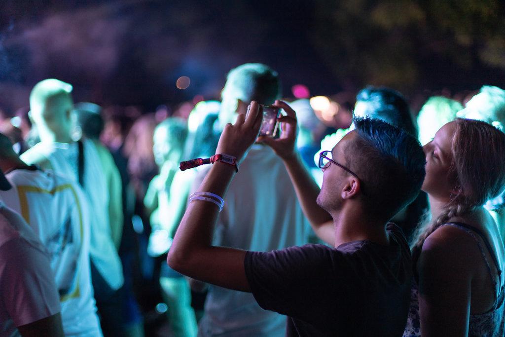Unterwegs in Serbien - Exit Festival